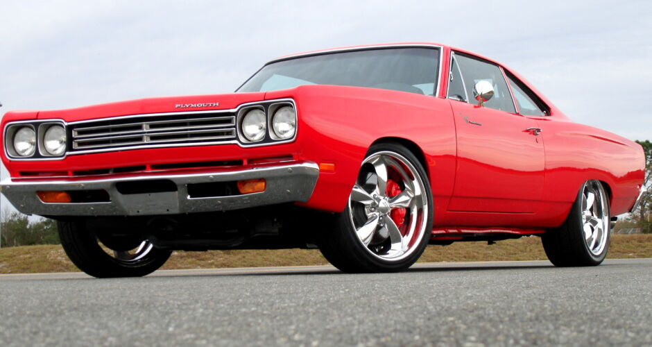 1969 Road Runner SRT8